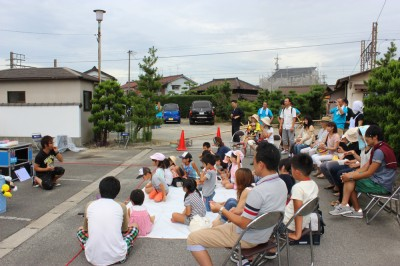 夏の子ども会 2013年